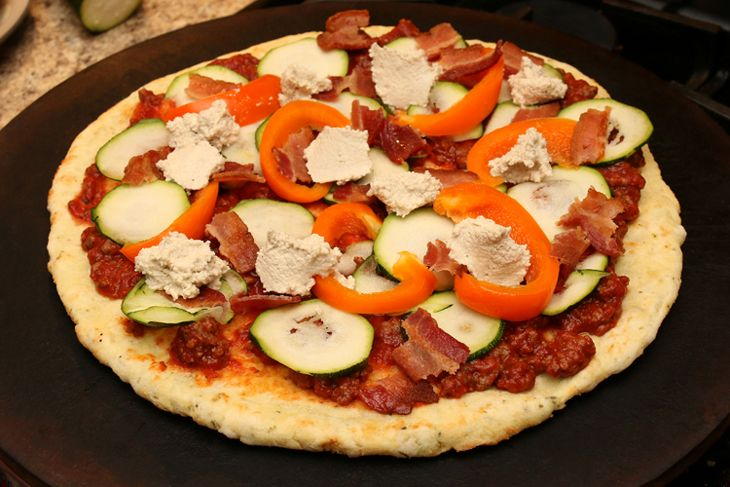 Everyone says they have the best paleo pizza crust recipe, but I'm telling you, this one REALLY is the BEST. Simple, quick and delicious. And Paleo of course!