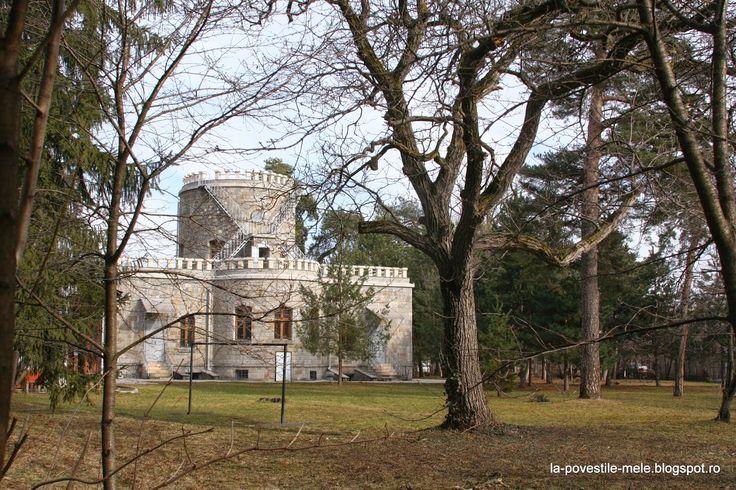 Poveştile mele: Recomandarea lunii - Castelul Iulia Hasdeu din Campina