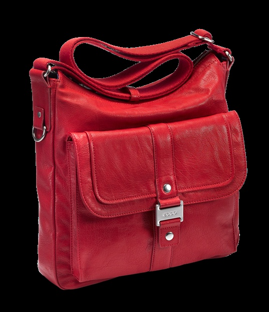 Ecco New Orleans red bag