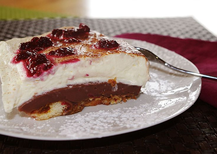 Unbedingt ausprobieren! Prager Frühling Dessert