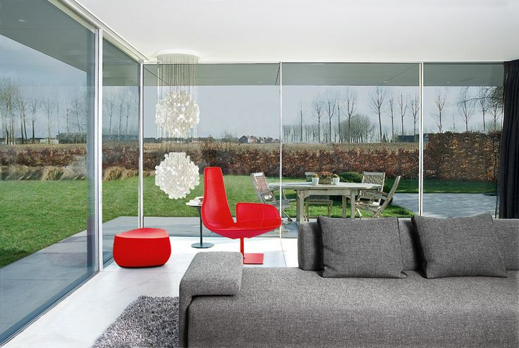 Minimal Glazing Gallery - Fine Design UK