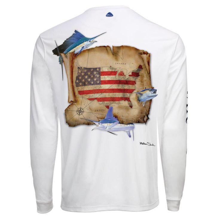 Men's OTP UV Shirt: USA