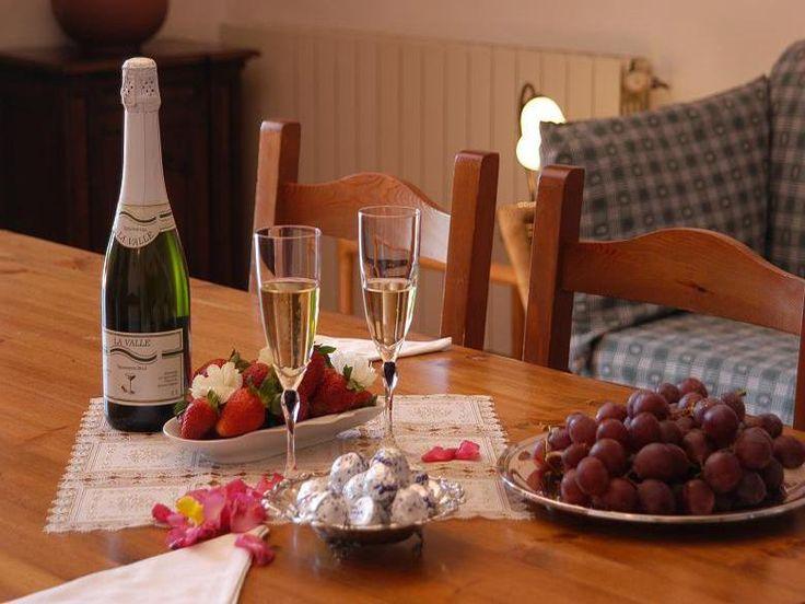 Wine and dine..
