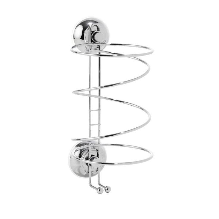 Suction Hair Dryer Holder | KmartNZ