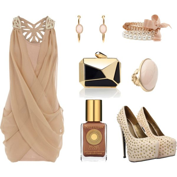 Champagne Bar Outfit
