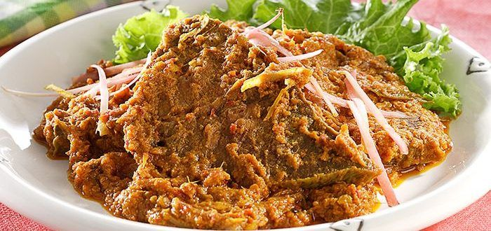 Resep Memasak Rendang Paru Beraroma Honje Berani Coba Makanan Memasak Resep Masakan