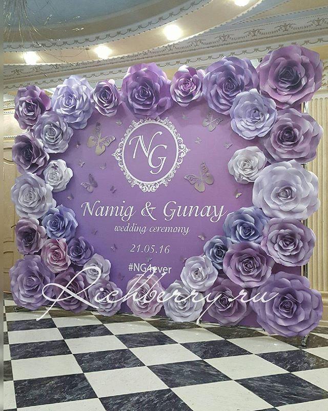 Свадебный стенд с цветами на свадьбу от Richberry. В НАЛИЧИИ!!! Любая ваша…
