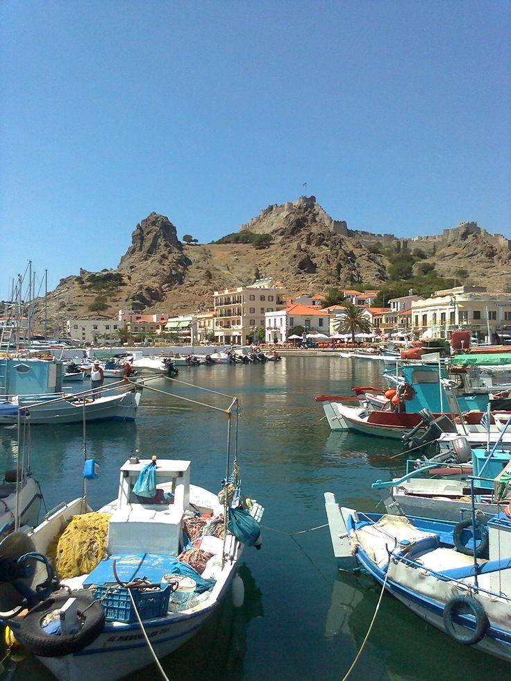 ΛΗΜΝΟΣ LIMNOS island