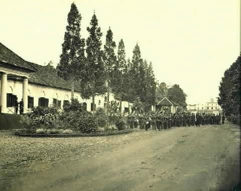 Salak Hospital in 1870