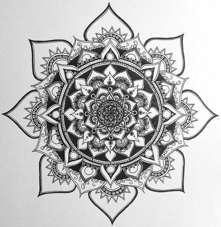 Mandala Designs, harborinthestorm: This may or may not be...
