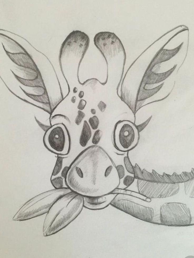 40 Free & Easy Tierskizze – Ideen und Inspiration zum Zeichnen – Helleres Handwerk