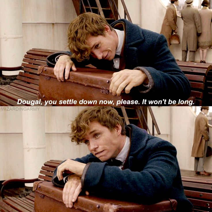 Fantastic Beasts and Where to Find Them<<actual mum Newt Scamander