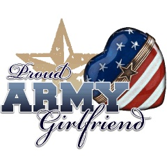 army girlfriend... So glad I am I couldn't ask for a better boyfriend
