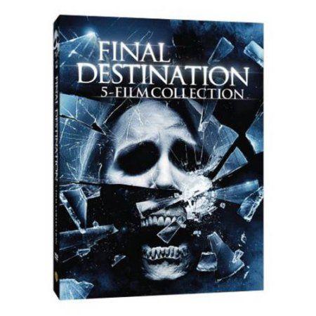 5 Film Collection: Final Destination (2000) / Final Destination 2 / Final Destination 3 / The Final Destination (2009) / The Final Destination 5 (With INSTAWATCH)