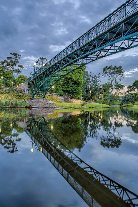 River Torrens, Adelaide City, South Australia