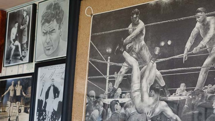 Jack Dempsey Museum. Heavyweight boxing champion Jack Dempsey, won the title in 1919, after knocking out Jesse Willard defending his title over the next six years.