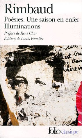 Poésies  RIMBAUD