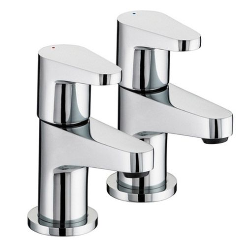 Shop the stylish Bristan Quest Contemporary Basin Taps. Suitable for all plumbing systems. Now available online from Victorian Plumbing.co.uk.