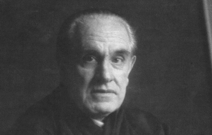 Baron Julius Evola.