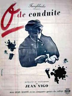 Cero en conducta - Jean Vigo - película VO sub español