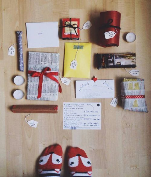 Swap A Letter, Swap A Parcel, Find A Friend: The Perfect Strangers Project   oh comely