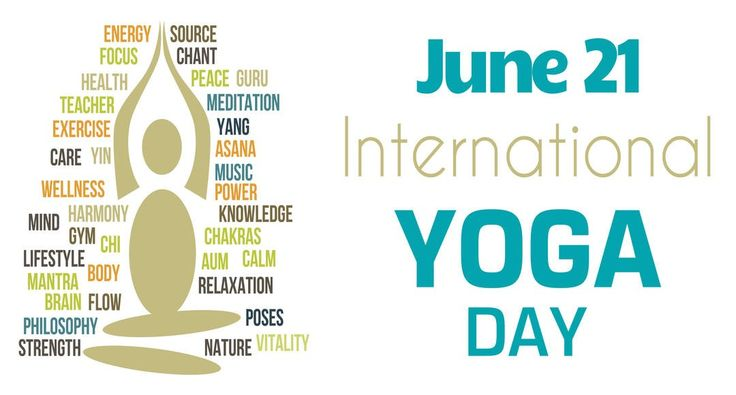 Weight loss: International yoga day
