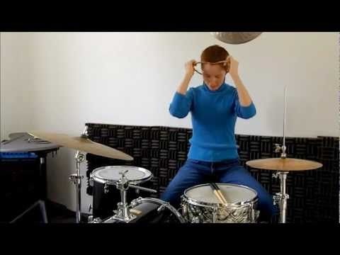 ▶ Drum Lessons For Kids Part 1 ♦ No drum set needed - YouTube