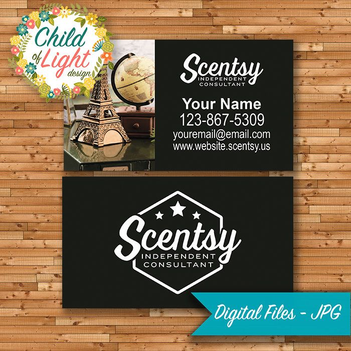 101 best Authorized Scentsy Vendor - Scentsy Business Cards images ...