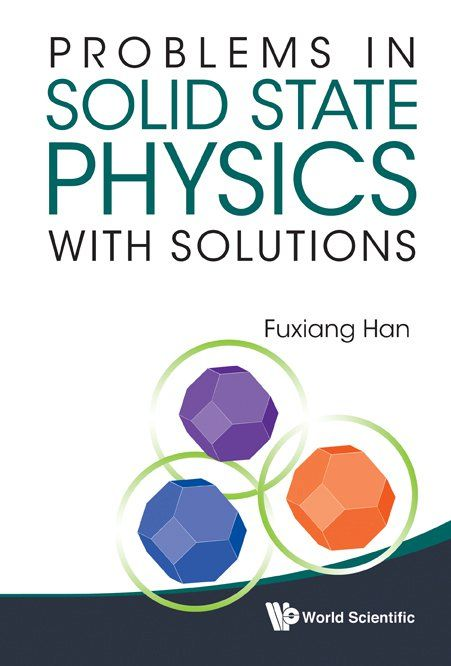 Problems in Solid State Physics with Solutions   Pdf in 2019