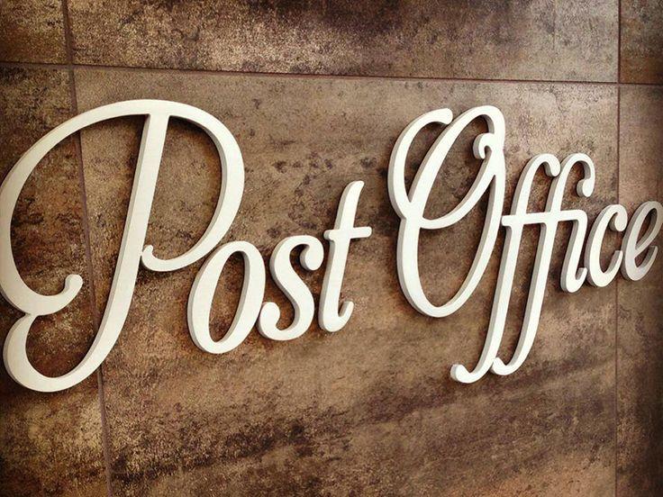 Post Office  by Corey Pontz  Facebook|Twitter|Tumblr|Pinterest