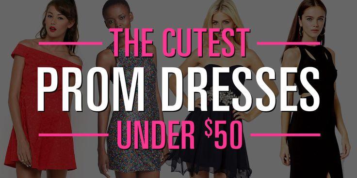 The Cutest Prom Dresses Under $50! - Seventeen.com