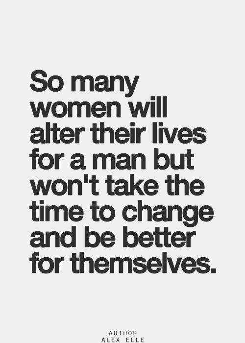 Yes, i see this all the time. Make time for yourselves ladies!
