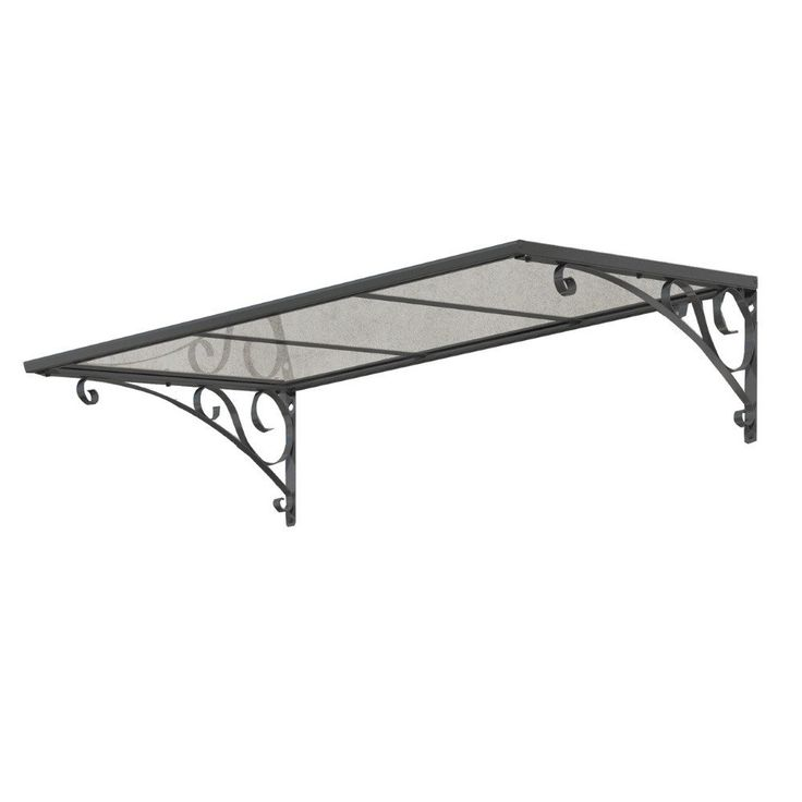 Beautiful and functional, the Venus 1350 door awning creates an inviting entrance for your home or business while protecting you, your customers and your door from sun, rain, snow and even hail. The n