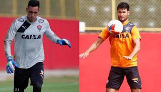Blog Esportivo do Suíço: Vitória perde mais três jogadores do elenco de 2015