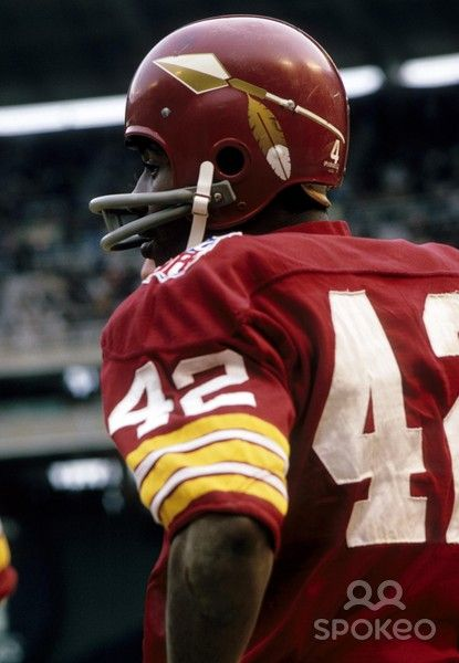 Charlie Taylor - Washington Redskins Hall of Famer. Charlie Taylor was money in the bank, one of the greats and oddly enough for a wide receiver modest to boot.