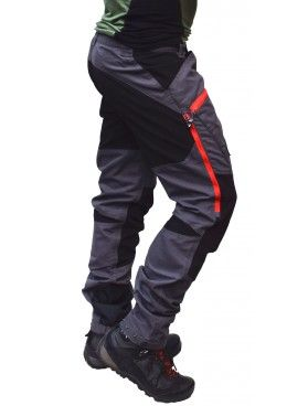 Nordwand Pro (herr / Gunmetal-red)