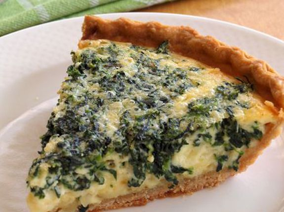 TESTED & PERFECTED RECIPE – This quiche, with heavy cream and Gruyère, is insanely rich and delicious. It's a perfect choice for brunch.