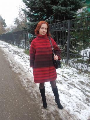 Зеленое пальто / Фотофорум / Burdastyle