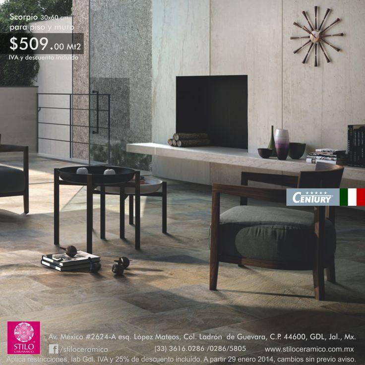 Piso porcelanico italiano estilo  piedra con textura. http://stiloceramico.com.mx/porcelanato-destonificado.html