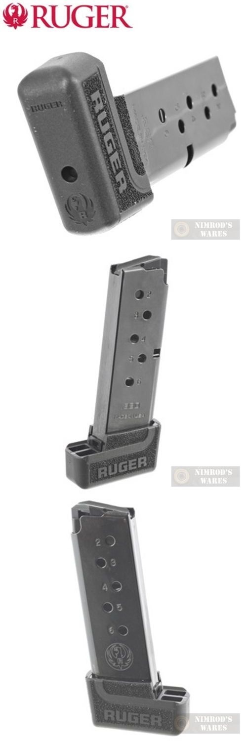 Magazines 177879: Ruger Lcp Ii 7 Round .380 Acp Extended Magazine 90626 Factory New *Fast Ship*!! -> BUY IT NOW ONLY: $31.39 on eBay!