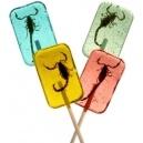 Sucette au scorpion