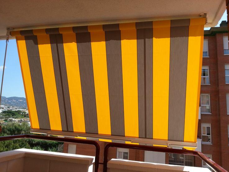 M s de 25 ideas incre bles sobre toldos para balcones en - Estores para balcones ...
