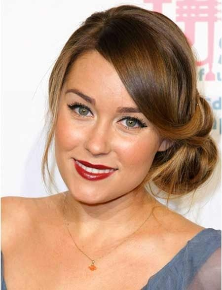 Side Bun Hairstyles for Long Hair....ok fine this may only work for myself. Selfish pin. *wedding hairstyles
