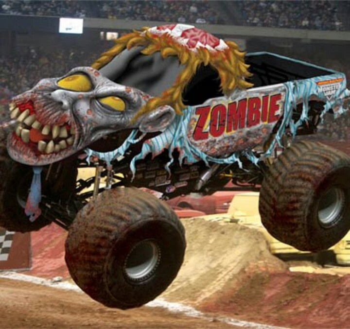 17 Best Images About Monster Trucks On Pinterest