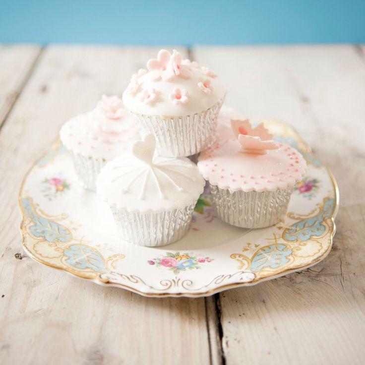 Découvrez la recette des cupcakes customisés