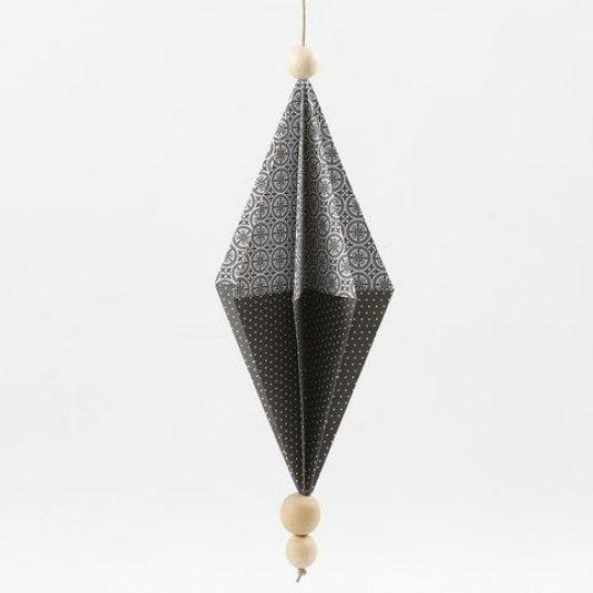 Een papieren diamant van Vivi Gade Design papier
