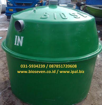 Produsen Septic Tank FRP Sistem Bio Technology: BIOSEVEN, Septic Tank Bio Teknologi Berkualitas Be...