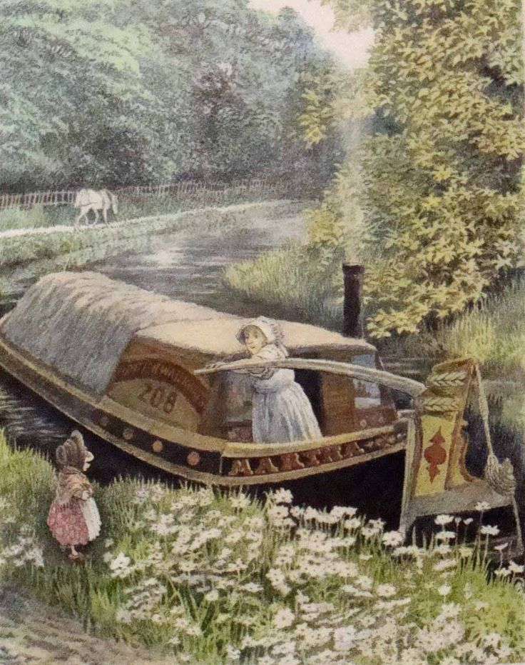Inga Moore | Kenneth Grahame | The Wind in the Willows