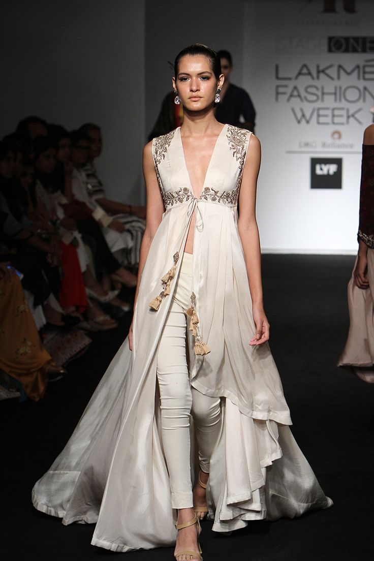 Lakme Fashion Week Summer Resort 2016 | Jayanti Reddy #LFWSR2016 #PM