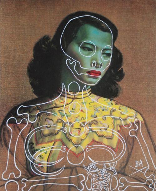 butch-anthony-green-lady-500.jpg 500×612 pixels